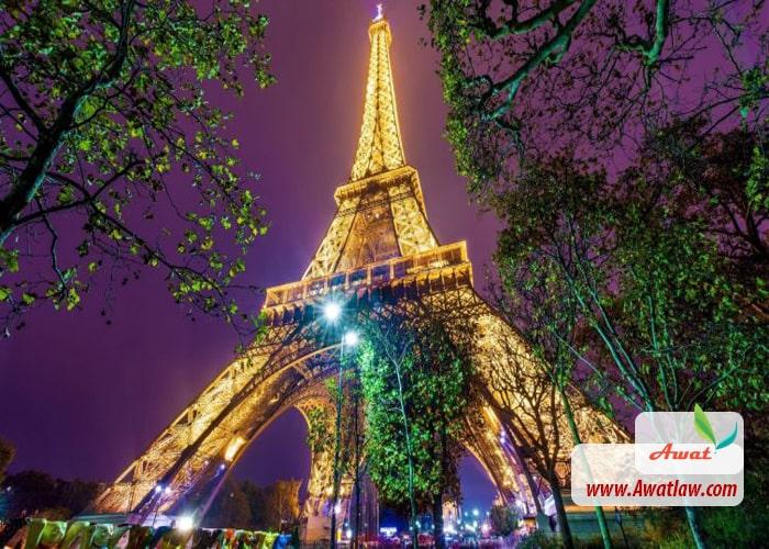 تحصیل فرانسه