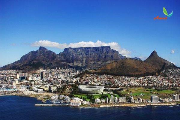 هزینه های آفریقای جنوبی