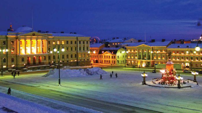 درباره فنلاند بیشتر بدانید