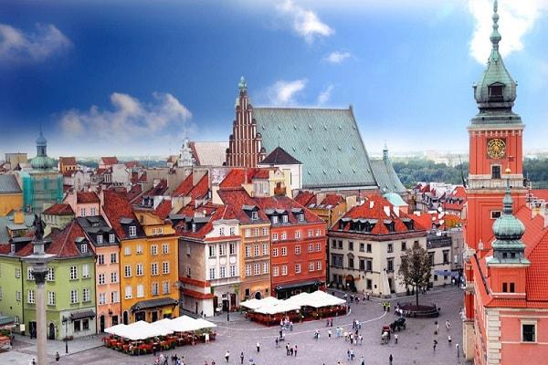 ثبت شرکت در اروپا - لهستان