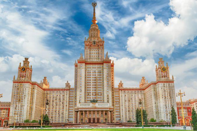 پذیرش در روسیه