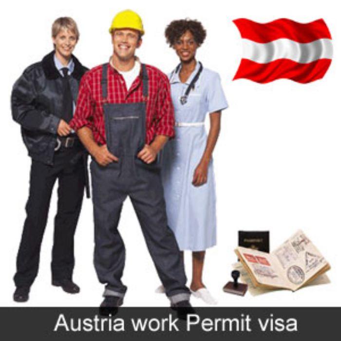 کار در کشور اتریش