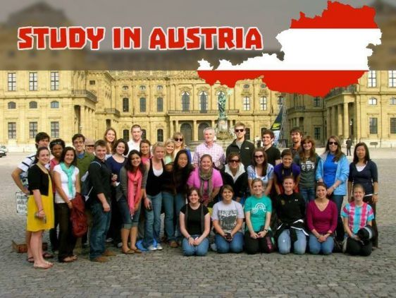 ویزای دانشجویی اتریش