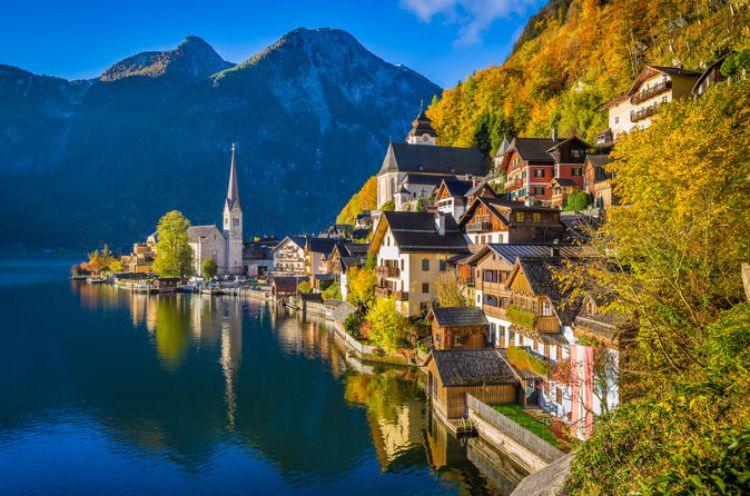 اقامت اتریش از طریق خرید ملک