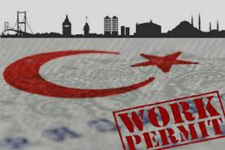 مدارک لازم برای اخذ ویزای کار در ترکیه