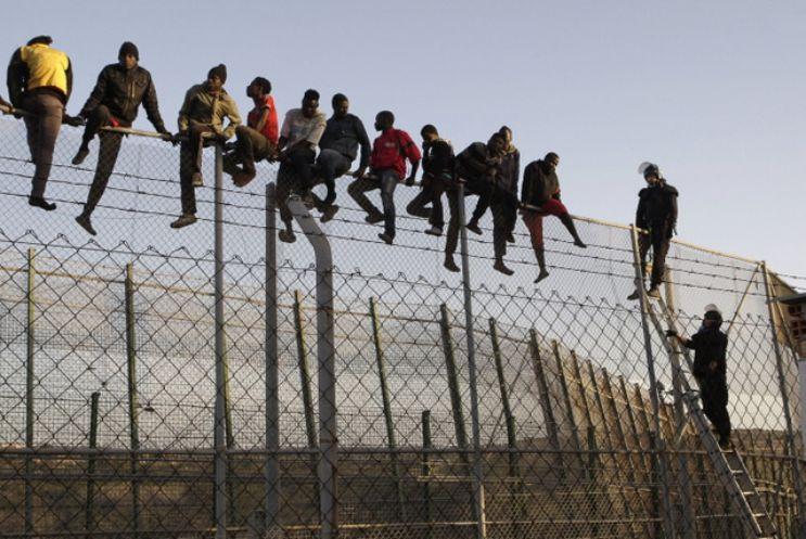 مهاجرت غیرقانونی به اتریش