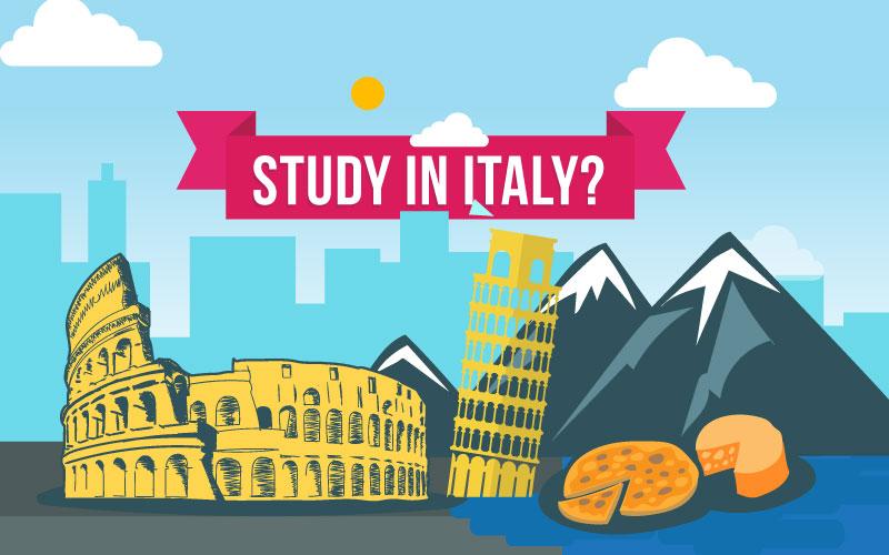 تحصیل درکشور ایتالیا