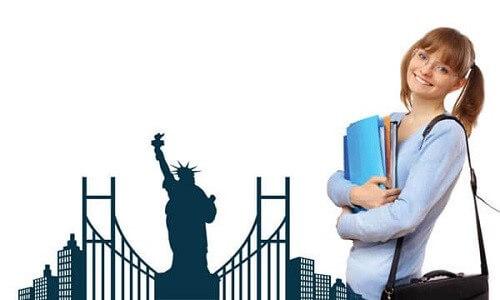 تحصیل در مقطع دبیرستان در امریکا