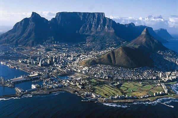 درآمد در آفریقای جنوبی