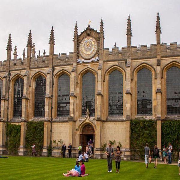 پزشکی در آکسفورد