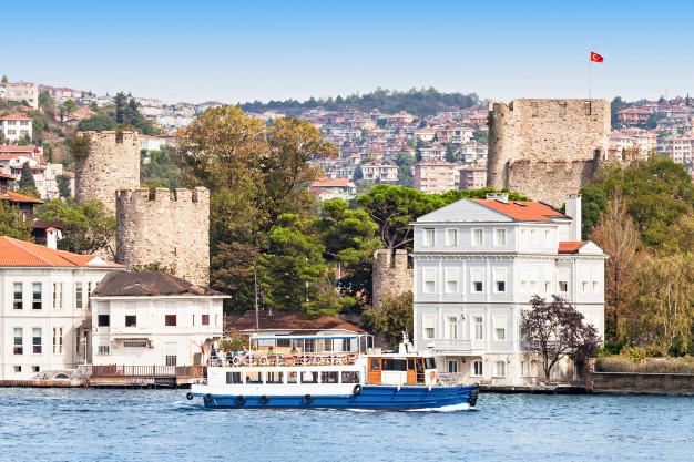 مبلغ سرمایه گذاری در ترکیه