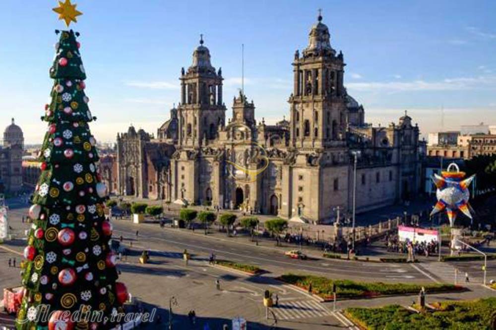 مهاجرت به مکزیک