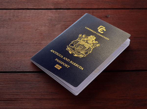 پاسپورت آنتیگوا باربودا