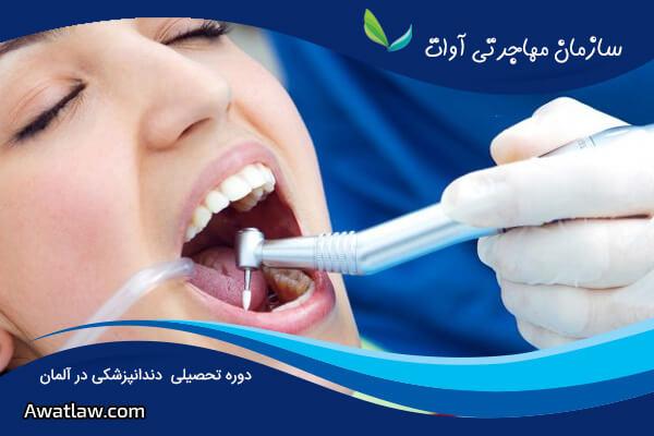دندانپزشکی در آلمان