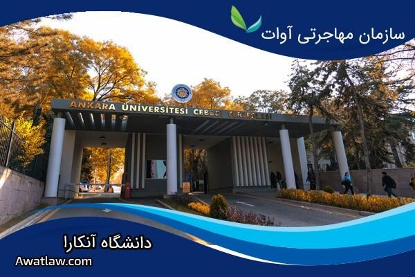 تحصیل در دانشگاه آنکارا