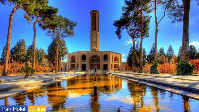 باغ دولت آباد یزد | عمارت باشکوه در دل کویر