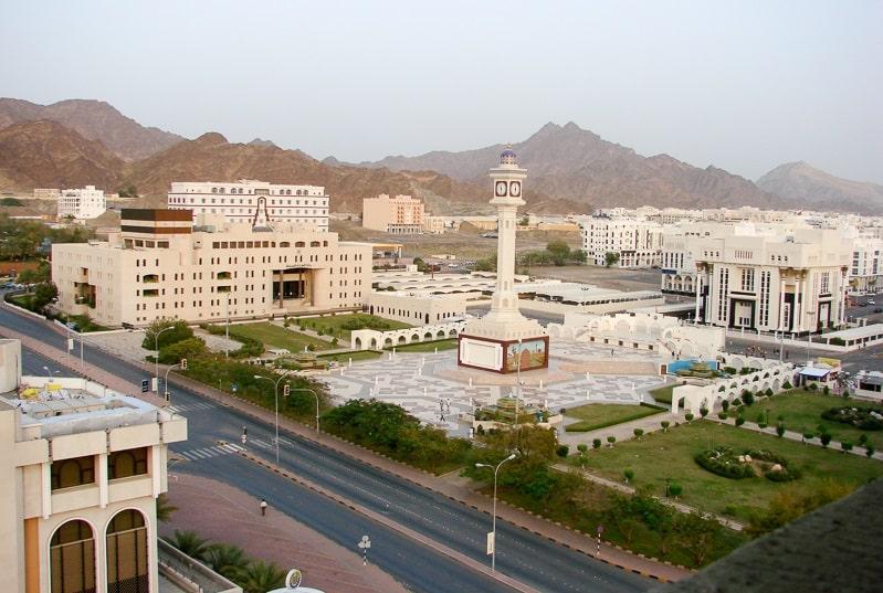 راه های مهاجرت به عمان
